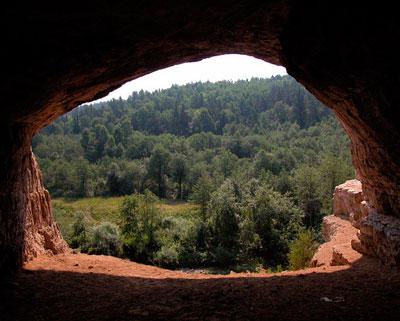 Игнатьевская пещера: взгляд изнутри