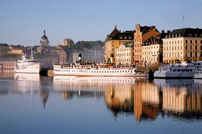Швеция - страна с богатым историческим и культурным наследием